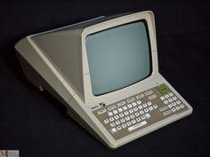 Minitel 1 - La Radiotechnique - 1982