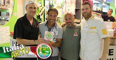 L'Italia di Artù a Bibione, consegnato il bollino al ristorante Las Vegas