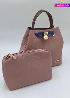 Handbags Online   Buy Handbags for women Discount   i Buy From India Branded Handbags Online, Beautiful Handbags, Online Sales, Hermes Kelly, Designer Handbags, Leather Handbags, Women Accessories, India, Pink