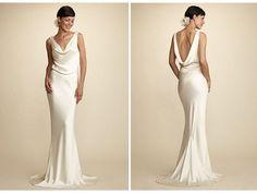 Pippa Middleton's Sleek Sarah Burton Gown: Get the Look!   OneWed