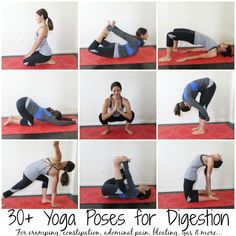 30+ Yoga Poses for Digestion {+Giveaway} - With Our Best