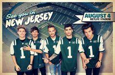 One Direction: Promo - WWA Tour Dates