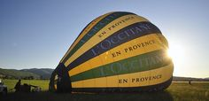 Lets go ballooning with france montgolfières and L'Occitane en Provence  www.franceballoons.com