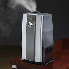 Air-o-swiss Ultrasonic Humidifier 7142 - OFF! Central Heating, New Homes, Humidifiers, Cool Stuff, Storage, Apartment Therapy, Home Decor, Conditioner, Warm