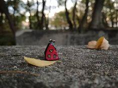 MS_art / Rozprávkový domček - čerešnička Garden Tools, Outdoor Decor, Home Decor, Homemade Home Decor, Yard Tools, Interior Design, Outdoor Power Equipment, Home Interiors, Decoration Home