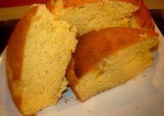 Pan de maíz Dominicano