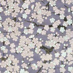 Papier Japonais Chinese Patterns, Japanese Patterns, Japanese Paper, Japanese Fabric, Motif Design, Pattern Design, Motif Kimono, Flower Patterns, Print Patterns