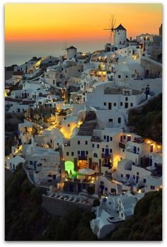 [Santorini, Greece]- hoping for a trip to greece for our 10th anniversary in 2012