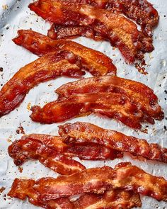 The best way to cook bacon is not, as you might have learned, on the stovetop. The best way to cook bacon is also way easier (and better for a crowd). Why not try it today?