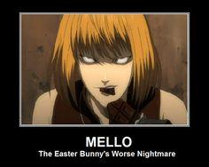 Mello - Death Note by EvaBirthday.deviantart.com on @DeviantArt