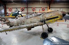 This Remarkably Preserved Messerschmitt Bf 109 was Recovered from an Icy Russian Lake