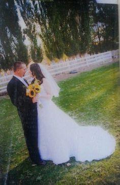 Rustic Wedding #1  Totally DIY. Check out Maloy Wedding photos on Facebook/ Indian Springs Ranch Nv Rustic Wedding Venues, Barn Weddings, Outdoor Weddings, Indian Springs, Photos On Facebook, Rustic Outdoor, Ranch, Wedding Photos, Wedding Dresses