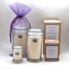 Essential Oils Candles | Angel Element – Angel Chatter