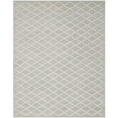 Safavieh Handmade Moroccan Chatham Grey Wool Rug (8'9 x 12') | Overstock.com Shopping - Great Deals on Safavieh 7x9 - 10x14 Rugs