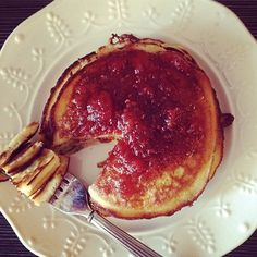Best Ever Paleo Pancakes - Spiffyrilla