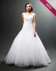 Wedding :: Bridal Collection :: Oleg Cassini :: wedding dress - FWT702 -