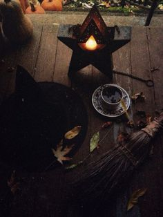 Witchy Autumn Altar for Mabon