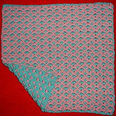 1000+ images about Crochet Reversible Afghans on Pinterest ...