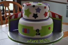 Buzz Light Year By LogansMommie on CakeCentral.com