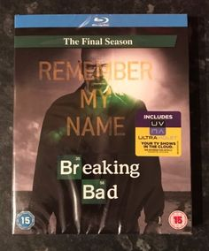 #Breaking bad season 5 & uv code new & #sealed mint #condition free post,  View more on the LINK: 	http://www.zeppy.io/product/gb/2/152357107697/