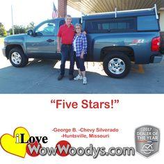 """Five Stars!""  Georg"