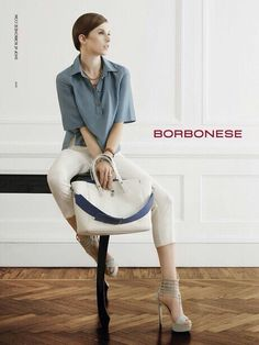 Borbonese outfit