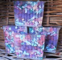 Lucky Charm Handmade soap http://www.spreesy.com/lilliesinjune/10