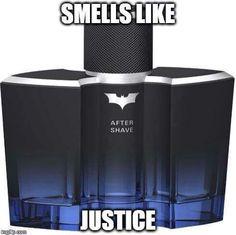 Bat smell