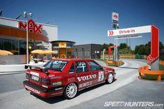 Volvo 854 Racecar