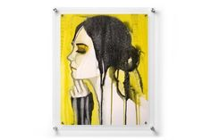 Wexel Art 2127 Popster Plus Floating Acrylic Frame with magnets for 18x24 images *** Check out this great product.