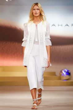 Elie Tahari Ready To Wear Spring Summer 2016 New York - NOWFASHION