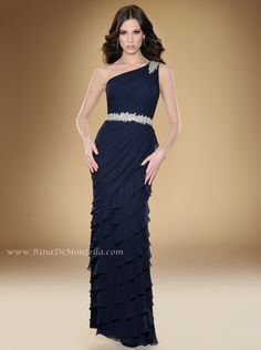 Please take a look and repin this fragrant mother of the bride dress | Rina Di Montella, style 1746 http://RinaDiMontella.com/view.php?cat=mother-of-the-bride=1746  POLY SILKY CHIFFON GOWN W/SHAWL Colors: NAVY, DOVE GRAY, MOCHA, BLK Sizes: 4-28