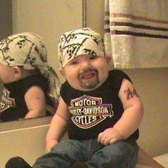 Harley Dude lol