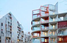 Gallery of Nursing Home / Atelier Du Pont - 2