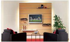 TV Multifunktionswand