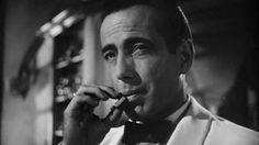 Humphrey Bogart as Rick Blaine in Casablanca