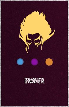 """invoker: """"All can be Known, and Known by me"""" Dota 2 Wallpaper, Mobile Wallpaper, El Rock And Roll, Dota 2 Game, Online Battle, Slayer Anime, Sword Art Online, Video Game, Anime Art"""