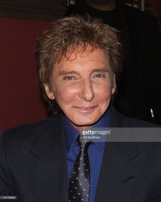 barry manilow getty images | Barry Manilow attends Barry Manilow's Caricature Unveiling at Sardi's ...