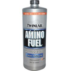sports-fitness-athletic: Twinlab, Amino Fuel Anabolic Liquid, Lean Muscle, ...