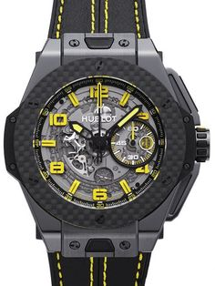 Hublot Big Bang 401.CQ.0129.VR Ferrari Ceramic Carbon Limitiert