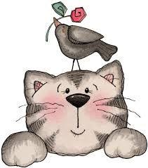 gatinhos fofos desenho - Pesquisa Google