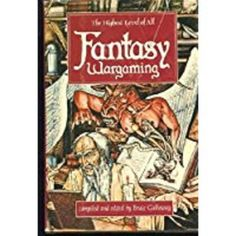 FANTASY WARGAMING THE HIGHEST LEVEL OF ALL VGC! Dungeons & Dragons Galloway D&D #SteinDay
