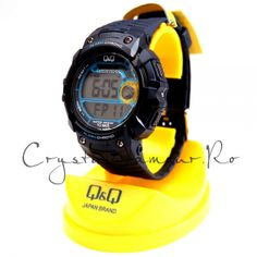 Casio Watch, Watches, Fashion, Moda, Fashion Styles, Clocks, Clock, Fasion