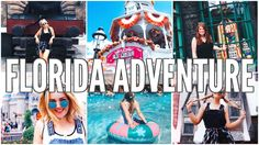 VLOG: Our Disney World Florida Trip - Part One | LucyAndLydia
