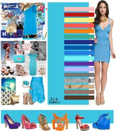 Правильные сочетания цветов в одежде » RadioNetPlus.ru развлекательный портал