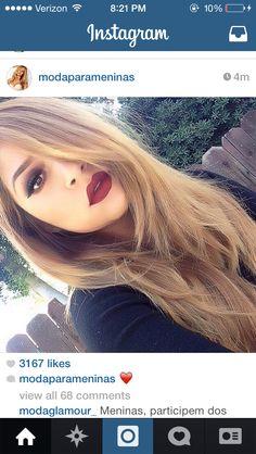 Perf hair and make up