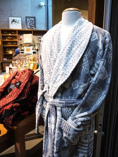 "The MOA Shop: ""Pendleton Bathrobes""."