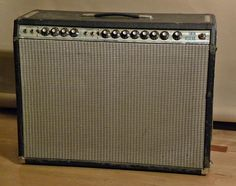 Nothing like a Fender Twin to compliment a Marshall.  Just a simple A/B between them to keep things civil.