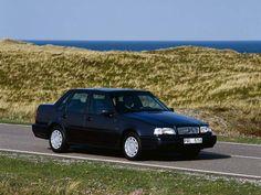 Volvo 460 aka Baby Volvo 850