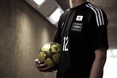 adidas Japan FIFA World Cup 'Enjin' T Shirt Pack